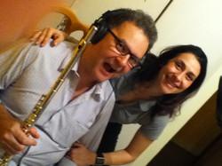 com Walter Lacerda