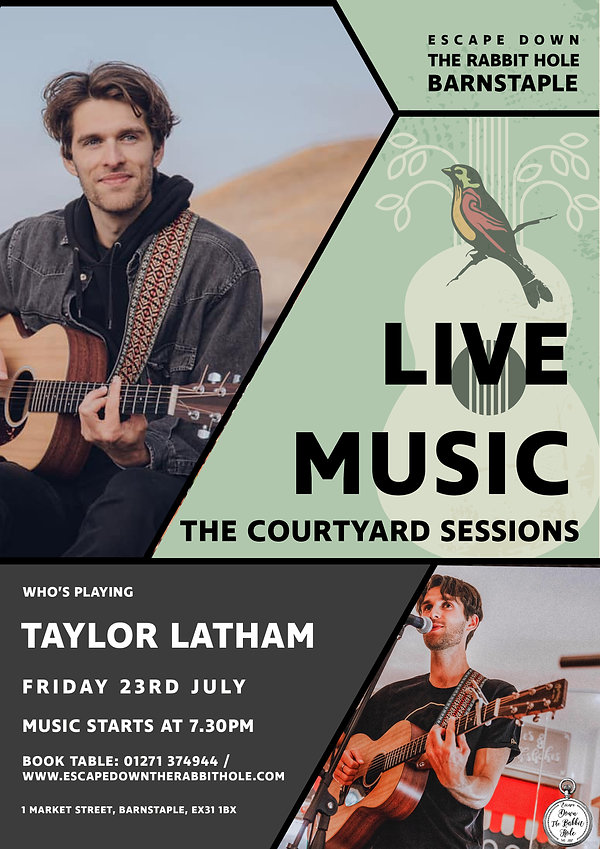 Courtyard Sessions Taylor Latham 230721.