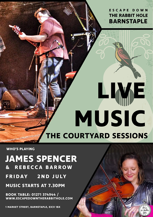 Courtyard Sessions James and Bex 020721.
