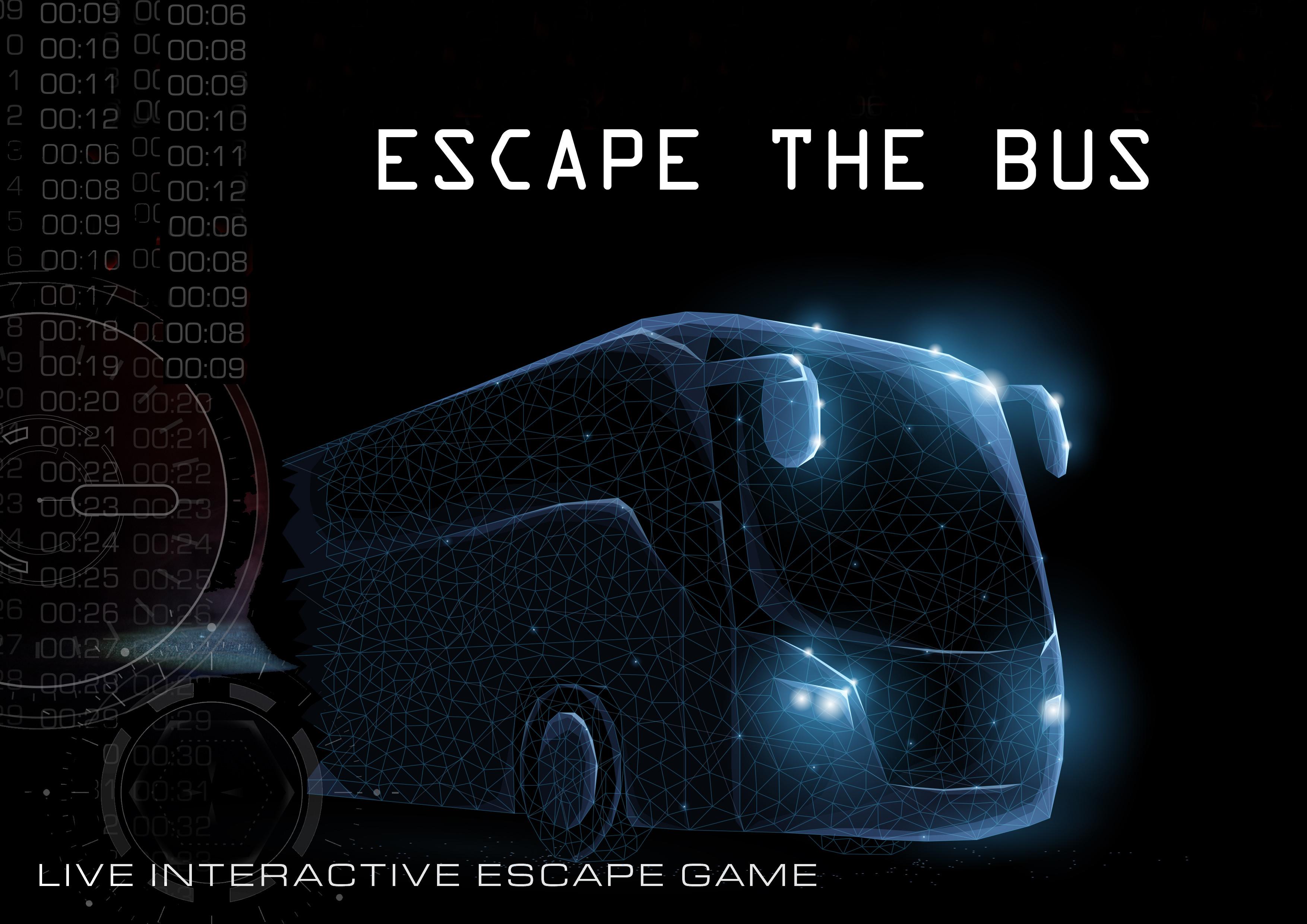 Escape The Bus -  2 - 3 people