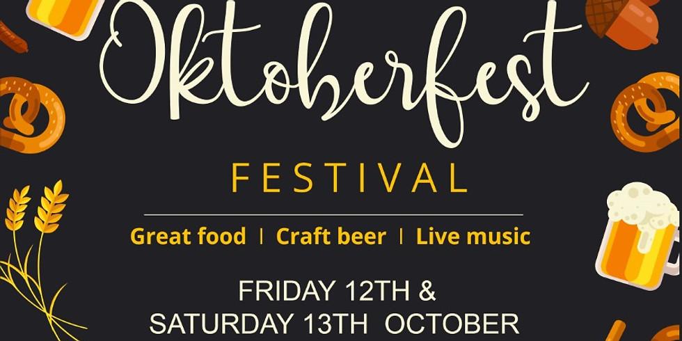 Oktoberfest Saturday Ticket