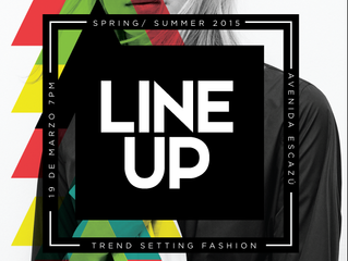 LINE UP SUMMER 2015 / 19 DE MARZO 2015 7:00 p.m