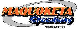Maquoketa Speedway Logo