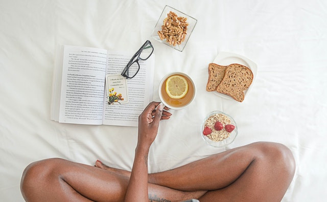 Create a Morning Routine Even When Working from Home
