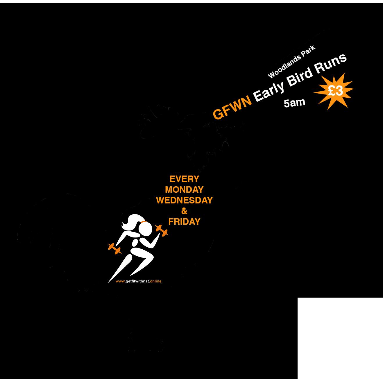 EARLY BIRD Cardio/Run