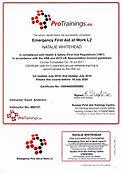 NATALIE WHITEHEAD FirstAidCertificate.jp