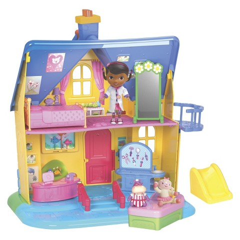 Doc McStuffins Clinic Playhouse