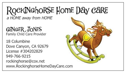 Home Day Care | Orange County, CA