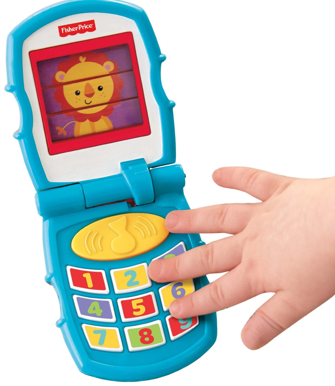 Peek-a-Boo Play Phone