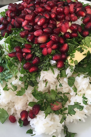 Pomegranate rice.JPG