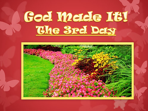 God Made It: 3rd Day