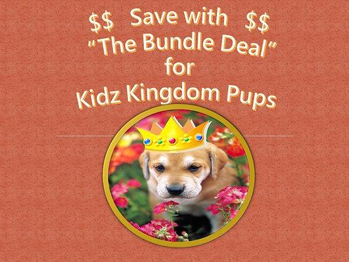 Kingdom Pups 6 month bundle