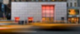 Custom exterior facade transformation for Victoria's Secret.