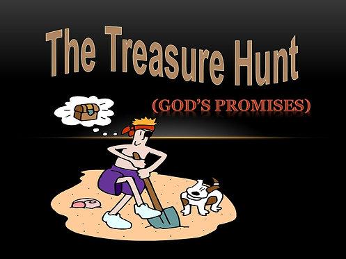 Promises, Treasure Hunt Purpose