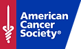 Logo of the American Cancer Society.