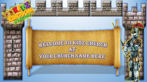 Kidz Kingdom Ages 6 - 12