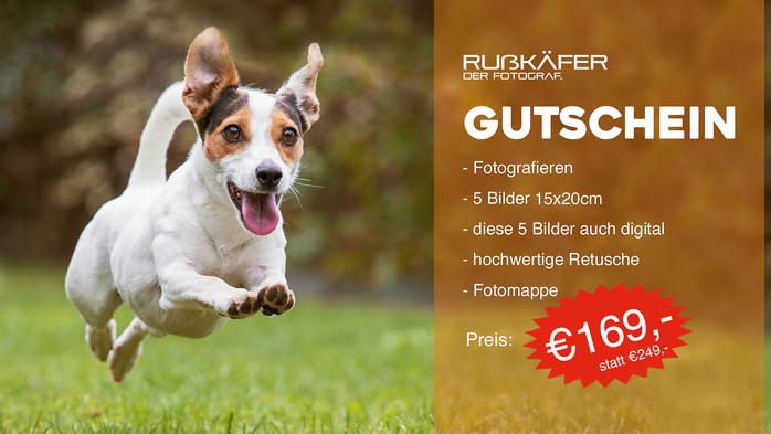 Gutschein für Hundeliebhaber :)