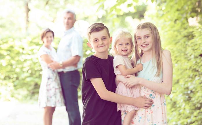 Familie ist die Heimat des Herzens <3