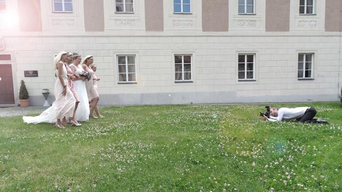 Brautjungfern-Alarm :-)