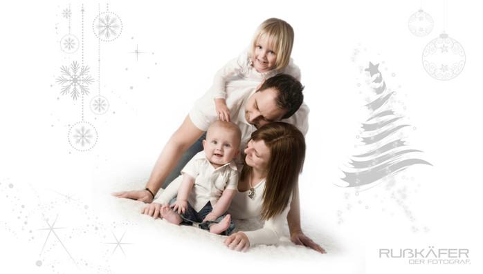 Weihnachtsidee - wir fotografieren bis 20. Dez.