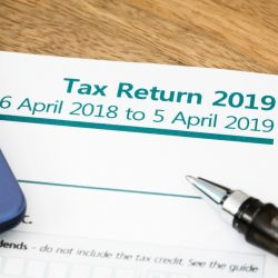 End of Tax Year Fast Approaching