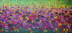 Rif. 3434 - Tulipani viola