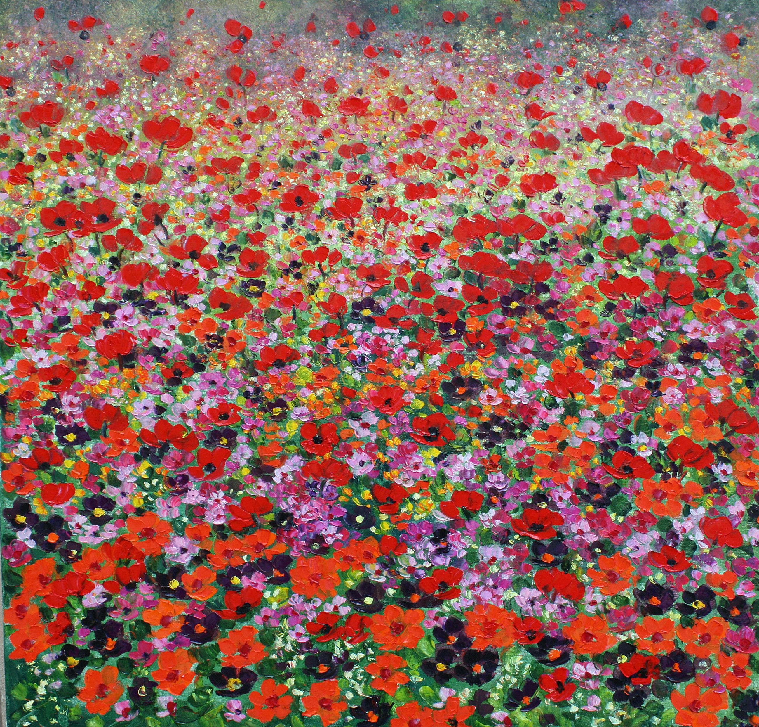 Rif. 4599 - Giardino  in fiore