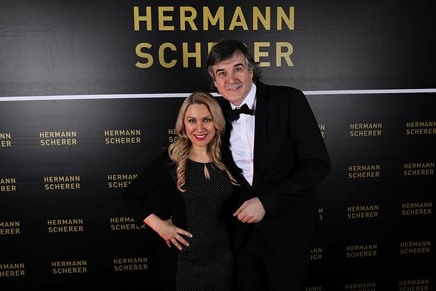 MIT TOP-SPEAKER HERMANN SCHERER
