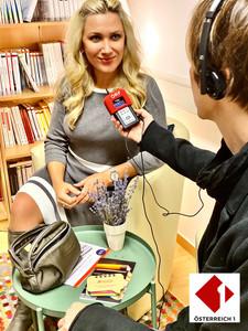 Ö1-Interview