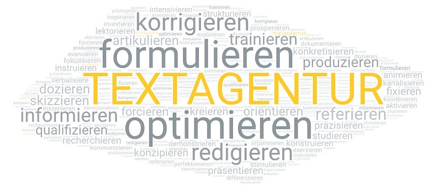 textsicher Agentur - Start