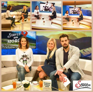 """""""Servus am Morgen""""/Servus-TV"""