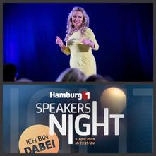SPEAKERS NIGHT/Hamburg 1