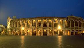 Verona tra le fotografie del Premio Letterario il Borgo Italiano