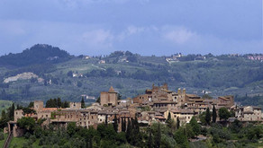 Certaldo tra le fotografie del Premio Letterario il Borgo Italiano