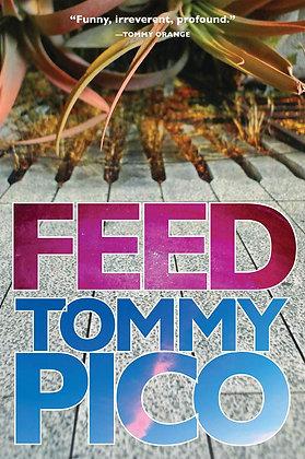 Feed, de Tommy Pico