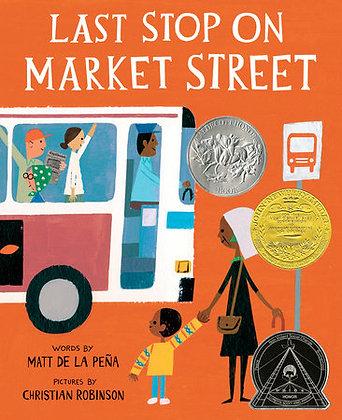 Last Stop on Market Street, de Matt De la Peña