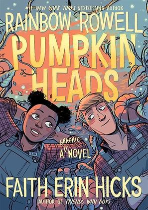 Pumpkinheads, de Rainbow Rowell