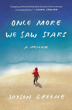 Once more we saw stars , de Jayson Greene