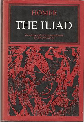 The iliad, de Homer