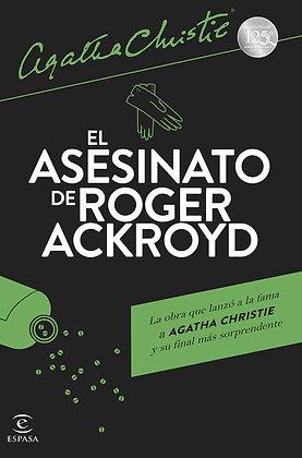 El asesinato de Roger Ackroyd, de Agatha Christie