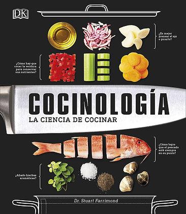 Cocinología : la ciencia de cocinar, de Varios Autores
