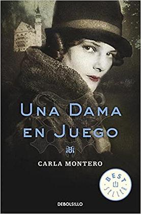 Una dama en juego, de Carla Montero