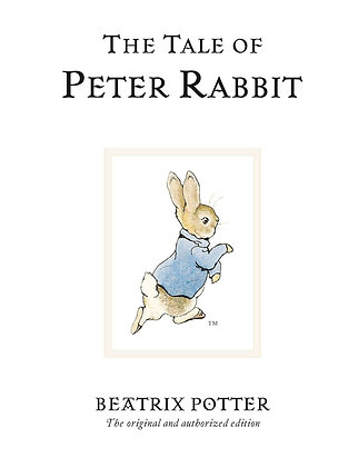 The Tale of Peter Rabbit, de Beatrix Potter