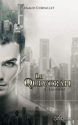 Le Quevorah, tome 2, de Arnaud Cornillet