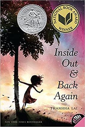 Inside Out and Back Again, de Thanhha Lai