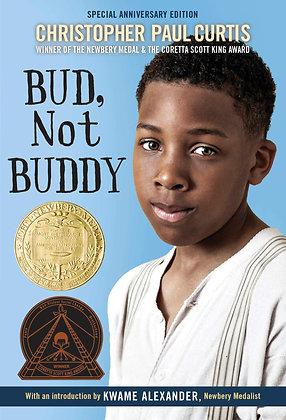 Bud, Not Buddy, de Christopher Paul Curtis