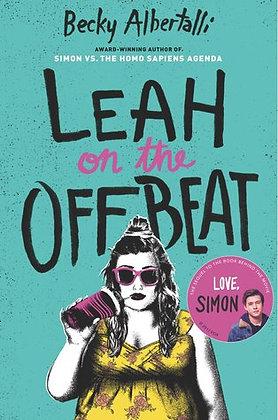Leah on the offbeat, de Becky Albertalli