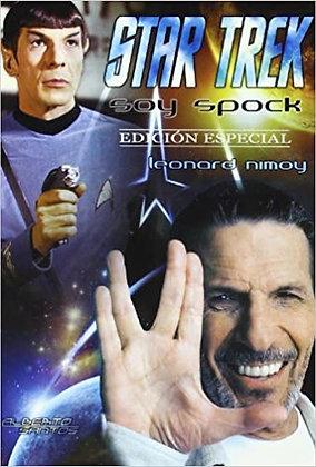 Star Trek - Soy Spock, de Leonard Nimoy