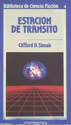 Estación de tránsito, de Clifford D Simak