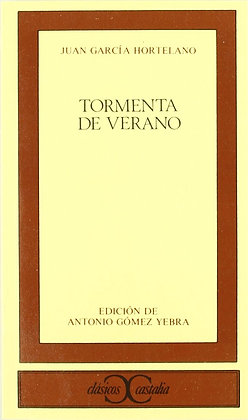 Tormenta de verano, de Juan Garcia Hortelano